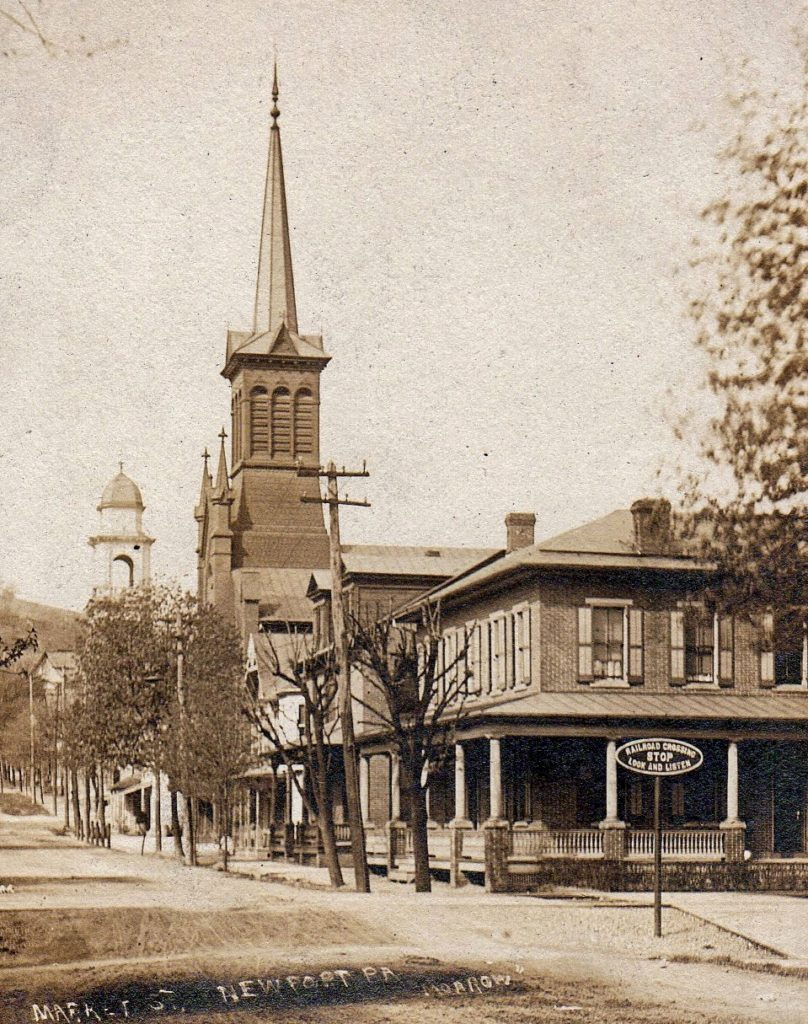 1903 Newport, PA St. Paul's